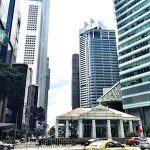 Where to Park in Raffles Place
