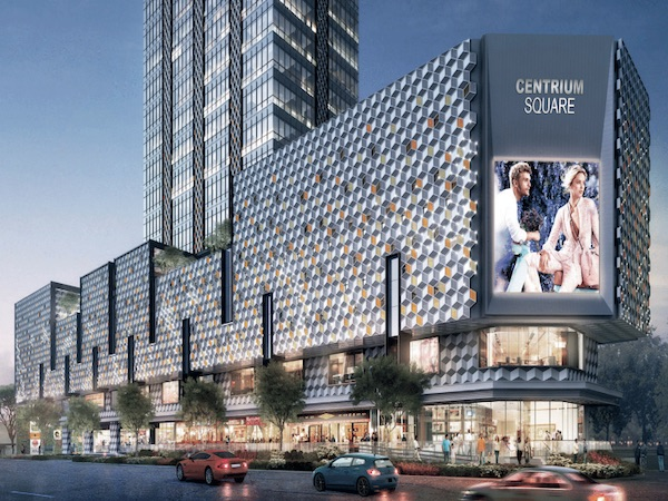 Centrium Square for Sale & Rent, freehold strata offices