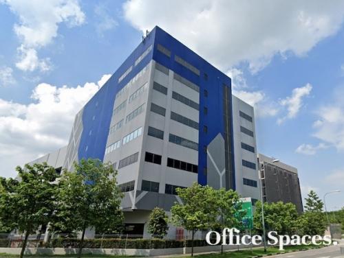 eCommerce Logistics Hub, Tampines Logistics Park